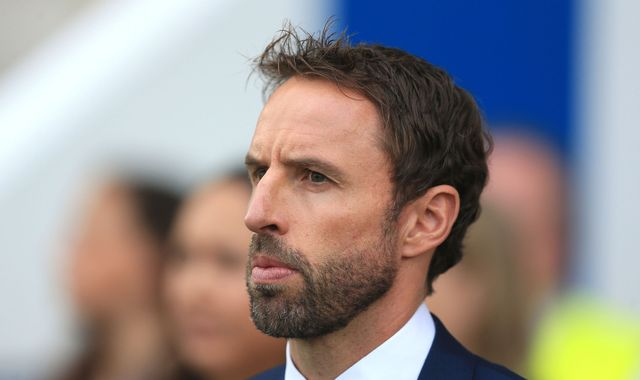 It's a huge honour, says temp England boss
