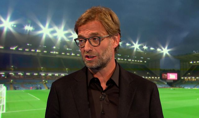 Klopp reveals Premier League title ambition