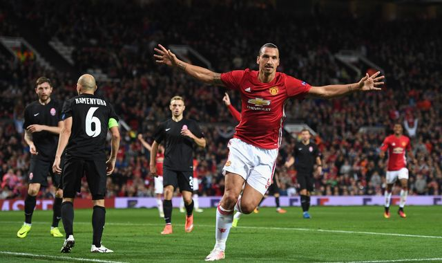 Ibrahimovic downs stubborn Ukrainians