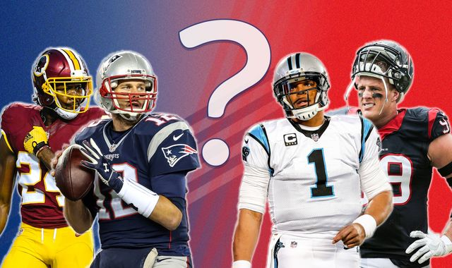 NFL Predictions: Paul Merson takes on Richard Graves in Week One