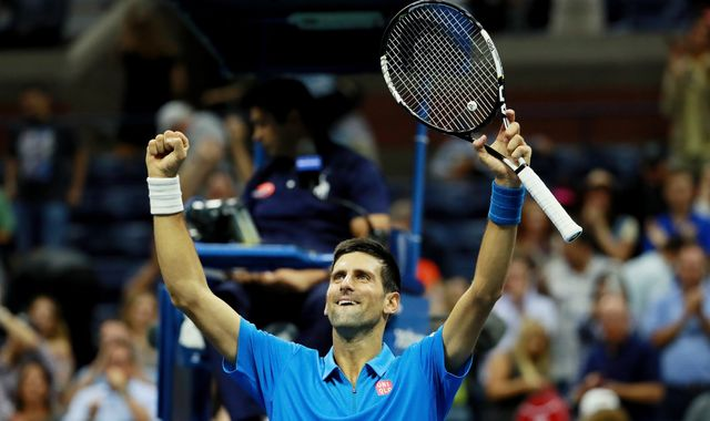 Kyle Edmund stuns John Isner to earn Novak Djokovic clash