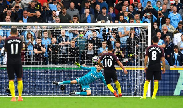 Man City maintain perfect record