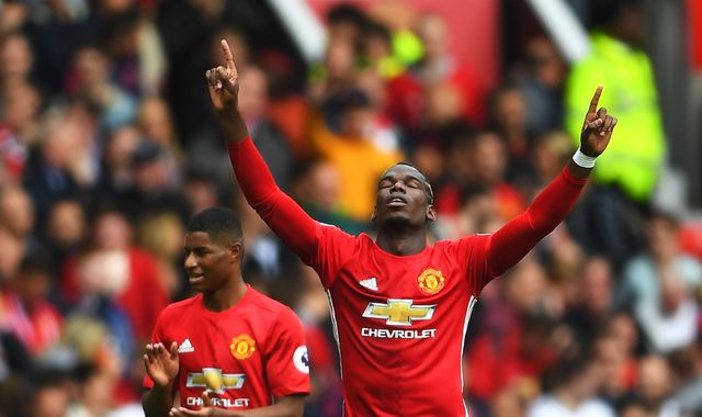 Pogba needs time to readjust, says Mourinho