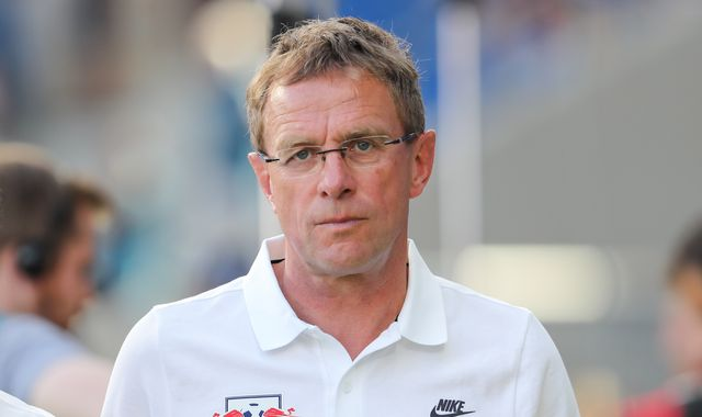 No approach from England yet, says Rangnick