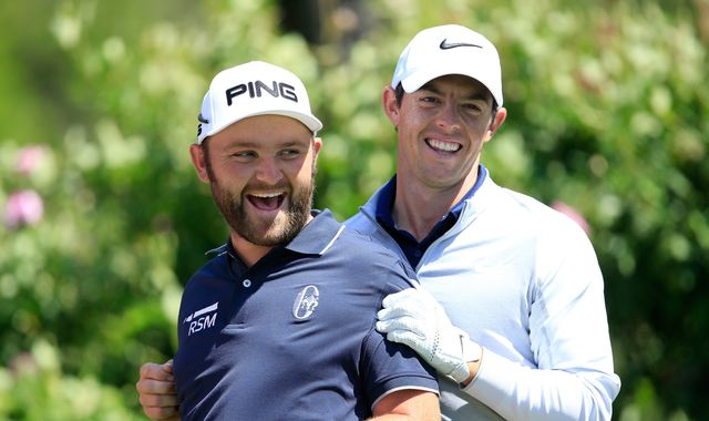 Sullivan hopes for McIlroy Ryder Cup pairing
