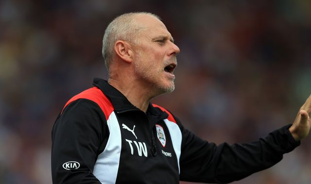 Barnsley coach Tommy Wright suspended over transfer bung claims