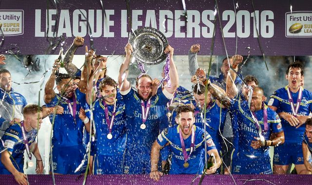 Wolves win gives them league leaders' shield