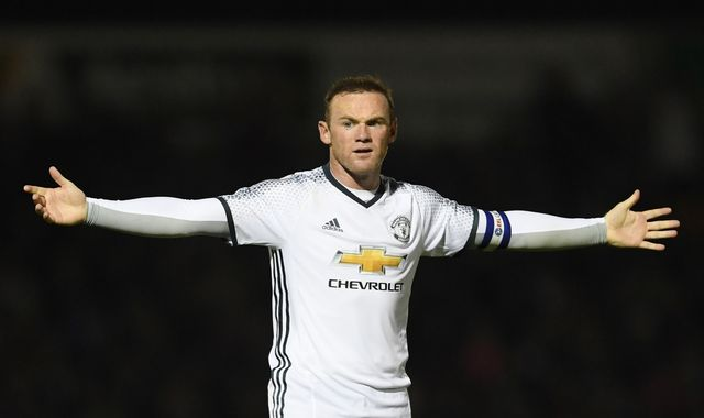 Rooney focused on giving his best for United