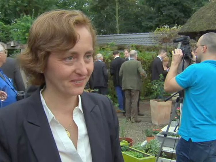 AfD deputy leader Beatrix von Storch says it could be 'the beginning of the end of Angela Merkel's chancellorship'