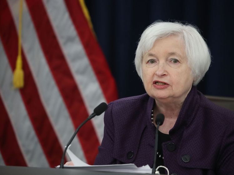 Fed's two-day meeting to conclude with decision on interest-rate hike
