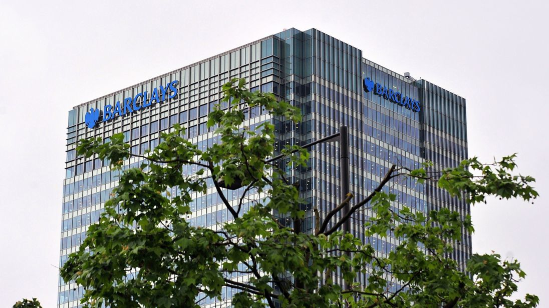 Barclays boss Jes Staley faces probe over whistle-blowing programme