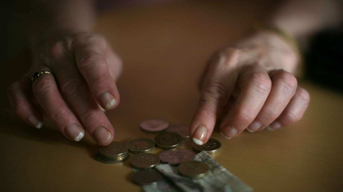 Many pensioners struggle for money after their retirement