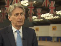 The Chancellor welcomes the GDP figures