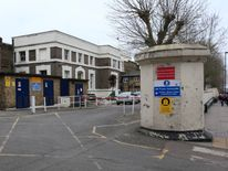 General view HMP Pentonville, a Category B/C men's prison in north London