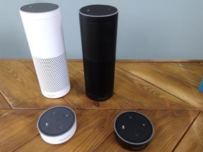 Amazon released the Echo in the UK in September 2015