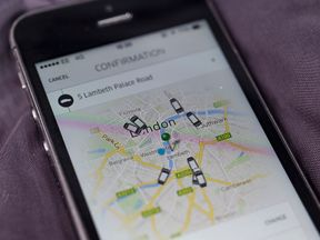 Uber insists its 40,000 drivers are 'partners'