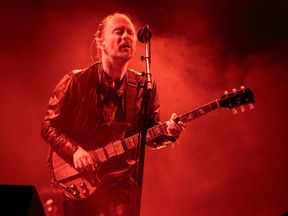 It will be Radiohead's third time headlining the Pyramid Stage