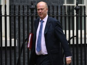 Chris Grayling says Britain is the EU's most important export market
