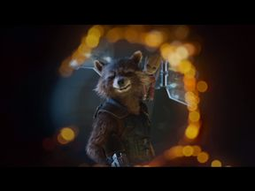 Rocket and Baby Groot are back for the much awaited sequel
