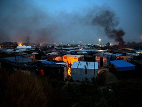 Demolition crews will begin tearing down the Calais Jungle refugee camp today