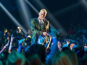 Eminem announced his first studio album in four years