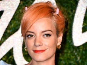 Lily Allen has suffered a backlash for making public her political views