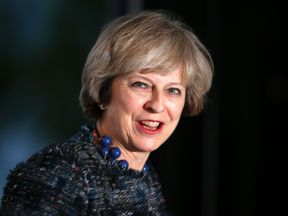Theresa May is to make a speech on Brexit at the Tory conference