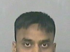 A convicted rapist who was one of Britain's most wanted fugitives was arrested yesteday afternoon in Tenerife. Bangladeshi national Mohammed Alam, aged 33, fled the UK before he was convicted in March 2010 and sentenced to 14 years in his absence for raping a woman in Cheltenham.