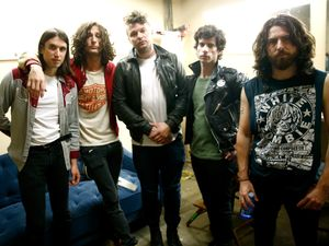 Strokes guitarist Nick Valensi out of the shadows with New Skin