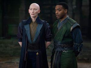 Doctor Strange writer shrugs off allegations of 'whitewashing'