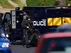 Petrol stash fears amid armed police stand-off in Northolt