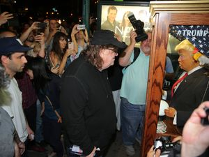 Michael Moore releases surprise Donald Trump documentary