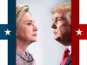 US election 2016: Clinton v Trump