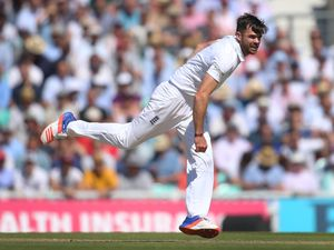 Anderson to miss opening Test in India