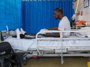 Paralysed patients face treatment delays because of lack of beds