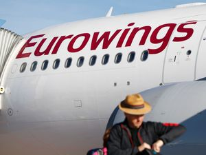 Lufthansa cancels flights at budget unit Eurowings due to strike