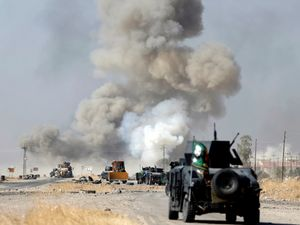 British military carrying out cyberattacks on IS forces in Mosul