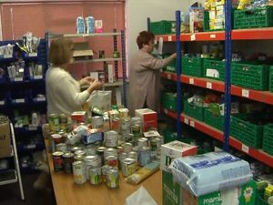 Increase in benefit cuts linked to rise in numbers using food banks