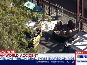 Four dead in accident at Dreamworld theme park on Australia's Gold Coast