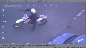 The motorbike menace was jailed for eight months