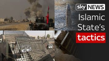 Tactics used by IS