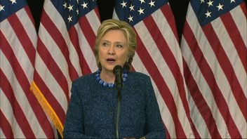 Clinton: 'People made up their minds a long time ago'