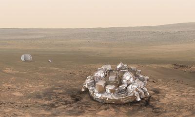 Still no signal from Mars lander — European Space Agency