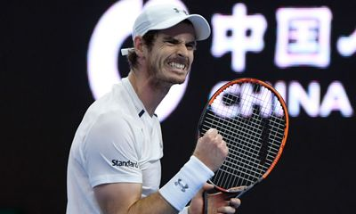 Murray hails most consistent year after China Open win