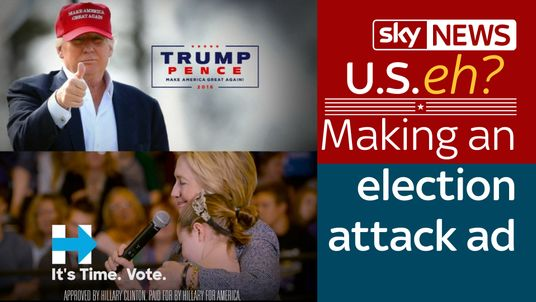 US Eh? Attack Ad slate