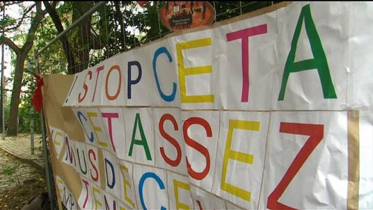 The Wallonian parliament has rejected the CETA agreement