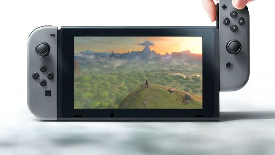 Nintendo Switch, new console which can be played home and away