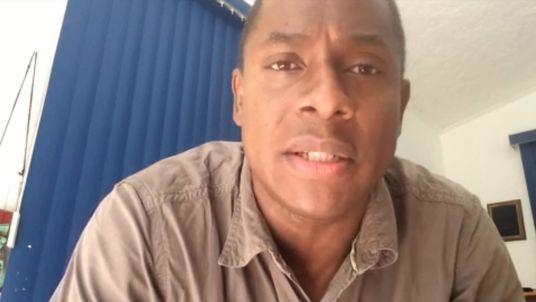 Christian Aid's Prospery Raymond discusses Hurricane Matthew in Haiti