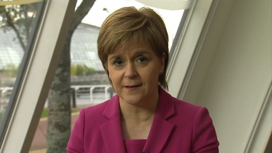 Nicola Sturgeon pledges support for the most vulnerable