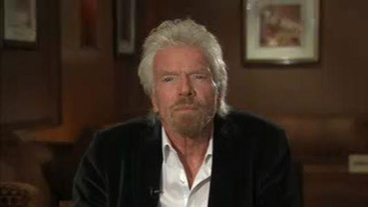 Sir Richard Branson on Heathrow expansion